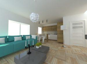 wizualizacja mieszkanie